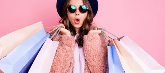 Plan de campagne shopping